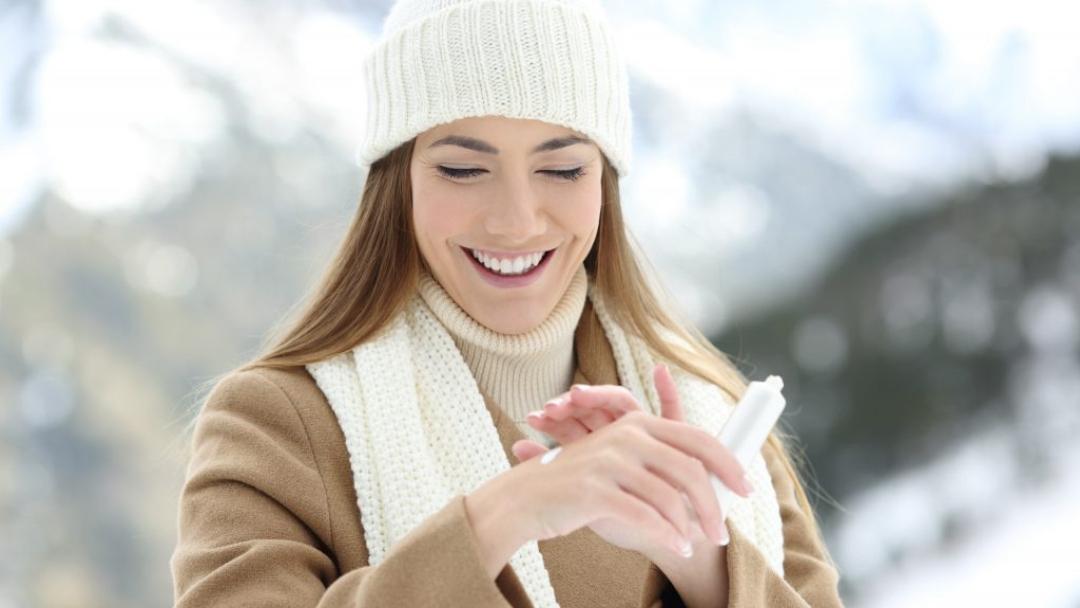 5 vinkkiä kuivan talvi-ihon hoitoon